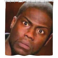 Kevin Hart Shower Curtain