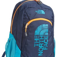 The North Face Boy's 'Haystack' Backpack - Blue