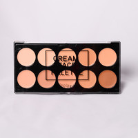 Beauty Creations: Cream Face Palette - Multi