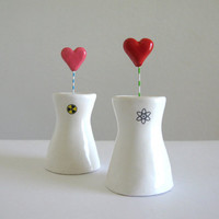 A Nuclear Love Story  miniature nuclear cooling by PearsonMaron