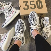 Adidas Yeezy Boost 350 gym shoes