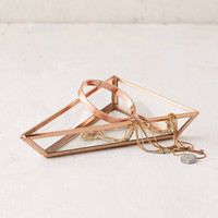 Triangle Glass Catch-All Dish   Urban Outfitters