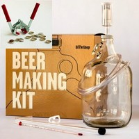 Brooklyn Brew Shop: Beer Making Kit - Home Starter Kit