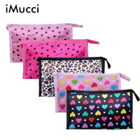 Nylon Multifunction Women Travel Cosmetic Bag New Storage Bag In Bag Makeup Handbag Ourdoor Travel Bag
