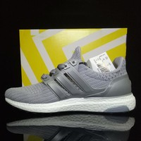 Adidas Ultra Boost Ub Woman Men Fashion Edgy Sneakers Sport Shoes