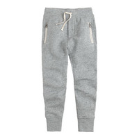 crewcuts Boys Slim Slouchy Sweatpant With Zip Pockets