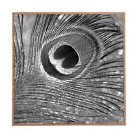 Lisa Argyropoulos Mod Plumage Framed Wall Art