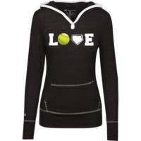 Love Softball - Hoodies
