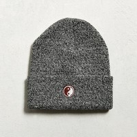 Embroidered Yin-Yang Watch Cap