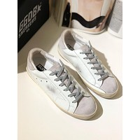 Golden Goose Stardan GGDB Women Men Fashion Casual Sneakers Sport Shoes Size 36-44