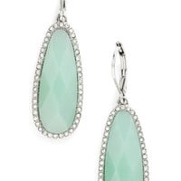 Women's Lonna & Lilly 'Nature's Whim' Drop Earrings