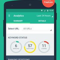 SEO SERP mojo - Rank Tracker - Android Apps on Google Play