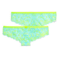 The Date Mini Cheekster Panty - PINK - Victoria's Secret