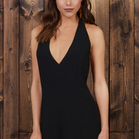 Back For More Halter Romper