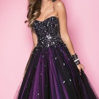 Tulle Ball Dress by Blush by Alexia