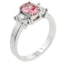 Blossom Engagement Ring, size : 06