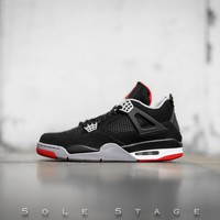 Best Deal Online Air Jordan 4 Retro Bred