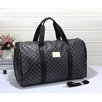 Louis Vuitton LV Women Travel Bag Leather Tote Handbag Shoulder Bag