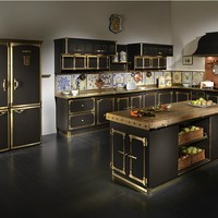 Custom kitchen MEDICI PALACE by Officine Gullo