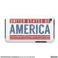 United States of America iPod Case-Mate Cases from Zazzle.com