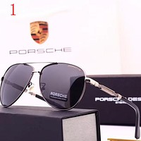 Porsche Women  Fashion Summer Sun Shades Eyeglasses Glasses Sunglasses