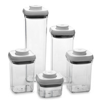 OXO Good Grips® 5-Piece Food Storage Pop Container Set