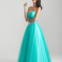 Low Price Princess Sweetheart Floor-length Prom Dresses Style 6658,Turquoise prom dress