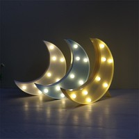 LED Marquee Moon Lights (3 Colors)