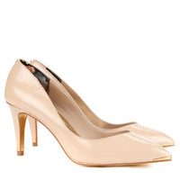 Pointed court heel - Light Brown   Shoes   Ted Baker
