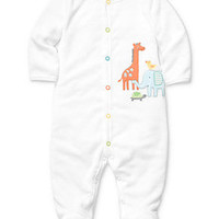 Carter's Baby Coverall, Long-Sleeve Footed - Kids Baby Boy (0-24 months) - Macy's
