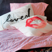 Loved Pillowcase Set