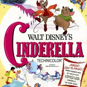 Cinderella 11x17 Movie Poster (1973)