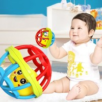 Funny Baby Infant Toy Baby Ball Toy Rattles Develop Baby Intelligence Bath Toys Hand GraspingBall Rattle Toy For 0-12 Months