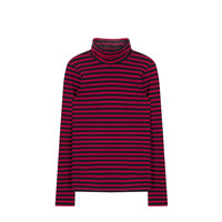 BAUHAUSStriped Turtleneck Top | MIXXMIX