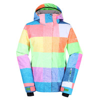 Ski Jacket Women Snow Wear