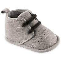 BabyVision® Luvable Friends™ Desert Boots in Grey