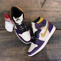 "Nike SB x Air Jordan 1 High OG TS SP ""Court Purple"" - Best Deal Online"