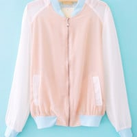 Candy Color Jacket