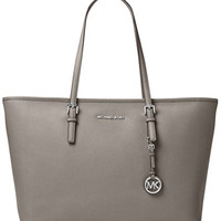 MICHAEL Michael Kors Jet Set Travel Top Zip Multifunction Tote | macys.com
