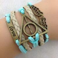 Harry Potter Teal