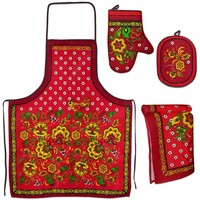 "Kitchen gift set ""Chervony"""