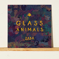 Glass Animals - Zaba LP | Urban Outfitters