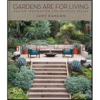 Gardens Are For Living Coffee Table Book