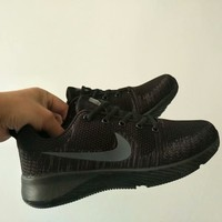 """""""Nike"""" Men Sport Casual Fly Weave Multicolor Sneakers Running Shoes"""