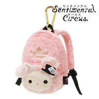 Strapya World : San-X Sentimental Circus Backpack Style Pouch (Shappo)