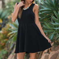 All That And More Dress, Black