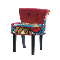 Vibrant Burgeon Chair