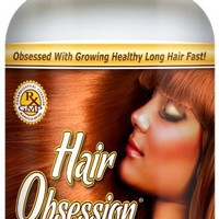 Hair Growth Vitamin Supplement Biotin 5000 Mcg , MSM 800 Mcg 1 Month Supply (60 Capsules) Fast Hair Growth !!!