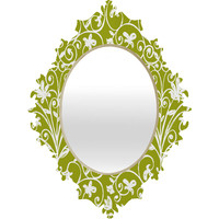 Heather Dutton Carriage House Baroque Mirror