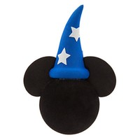disney parks mickey mouse sorcerer icon antenna pencil pen topper new